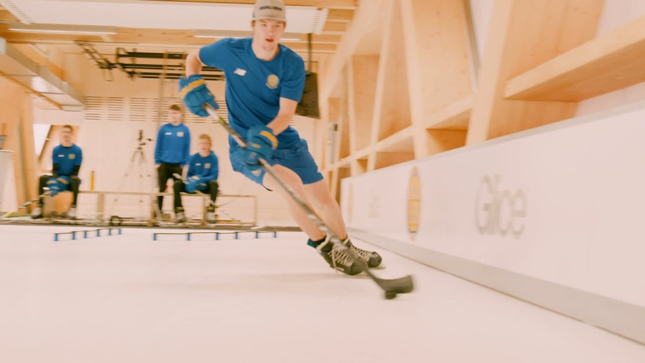 The World's Most Advanced Training Center:  Glice Hockey Elite Center™ at HC Davos in Switzerland