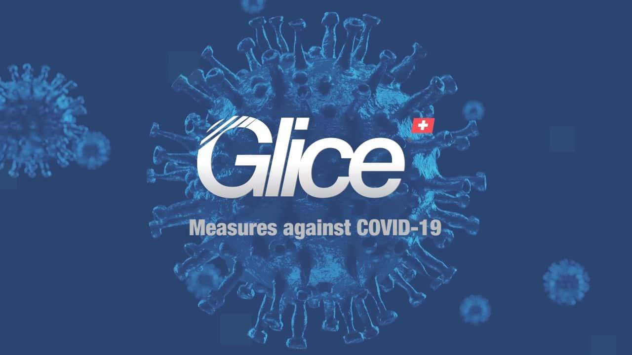 Unsere Glice COVID-19 Vorkehrungen für Ihre Sicherheit
