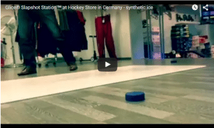 synthetic ice rink - Glicerink
