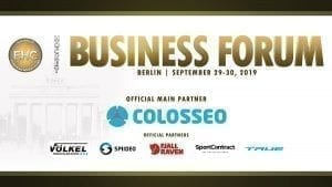 Skate on It and You'll Get It: Visit Glice Hockey at Hockey Business Forum in Berlin