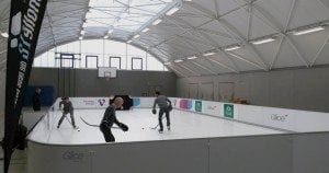 ice hockey rinks - Glicerink